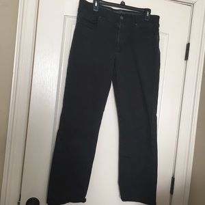 💥Lee Extreme Motion straight fit black jeans💥